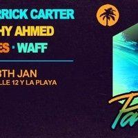 Jamie Jones - Live At Paradise, Coco Maya (BPM Festival 2014, Playa del Carmen) - 08-Jan-2014 by famous_livesets on SoundCloud