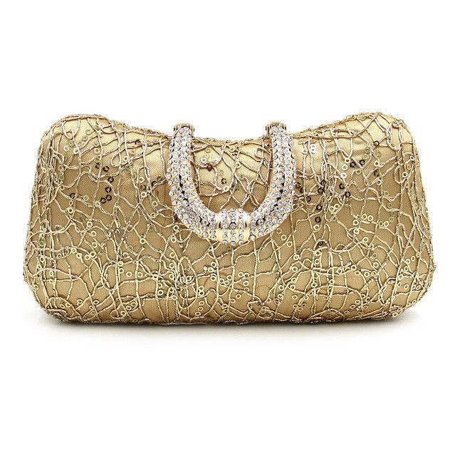 Milisente Red Designer Clutches Luxury Crystal Evening Bags Silver Women  Tote Wedding Clutch Lady Purse Handbags 29ce8a22392e