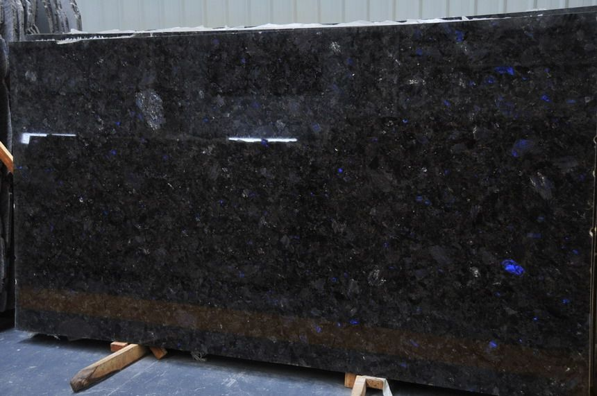 Dark Blue Countertops | Volga Blue Granite,granite,granite Slab,black  Granite