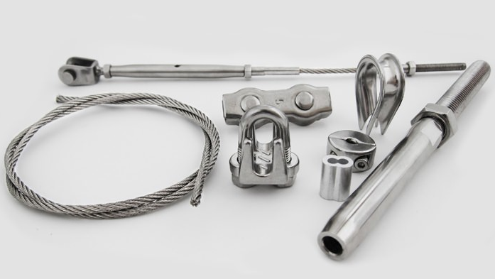 Reliable supplier of all Stainless steel products marine, rigging, chain, wire rope, safety, link hardware, wire rope system, glass fittings, OEM castings. http://www.cntzhuaxin.com/