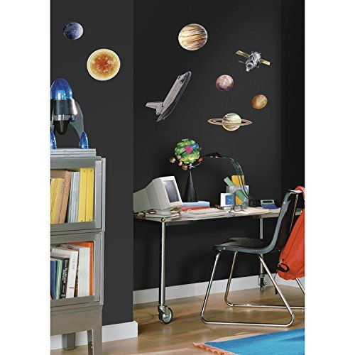 10 Cozy And Dreamy Bedroom With Galaxy Themes: Épinglé Sur Chambre Garçon