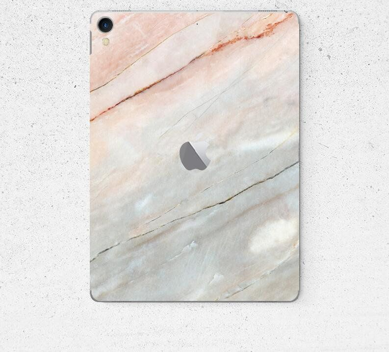 10.5 9.7 Jumping Fish Repeating Pattern Air or Mini 11 Full Body Skin Decal for Apple iPad Pro 12.9 All Models Available