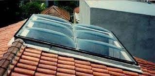 Resultado de imagem para telhado luz ventilação