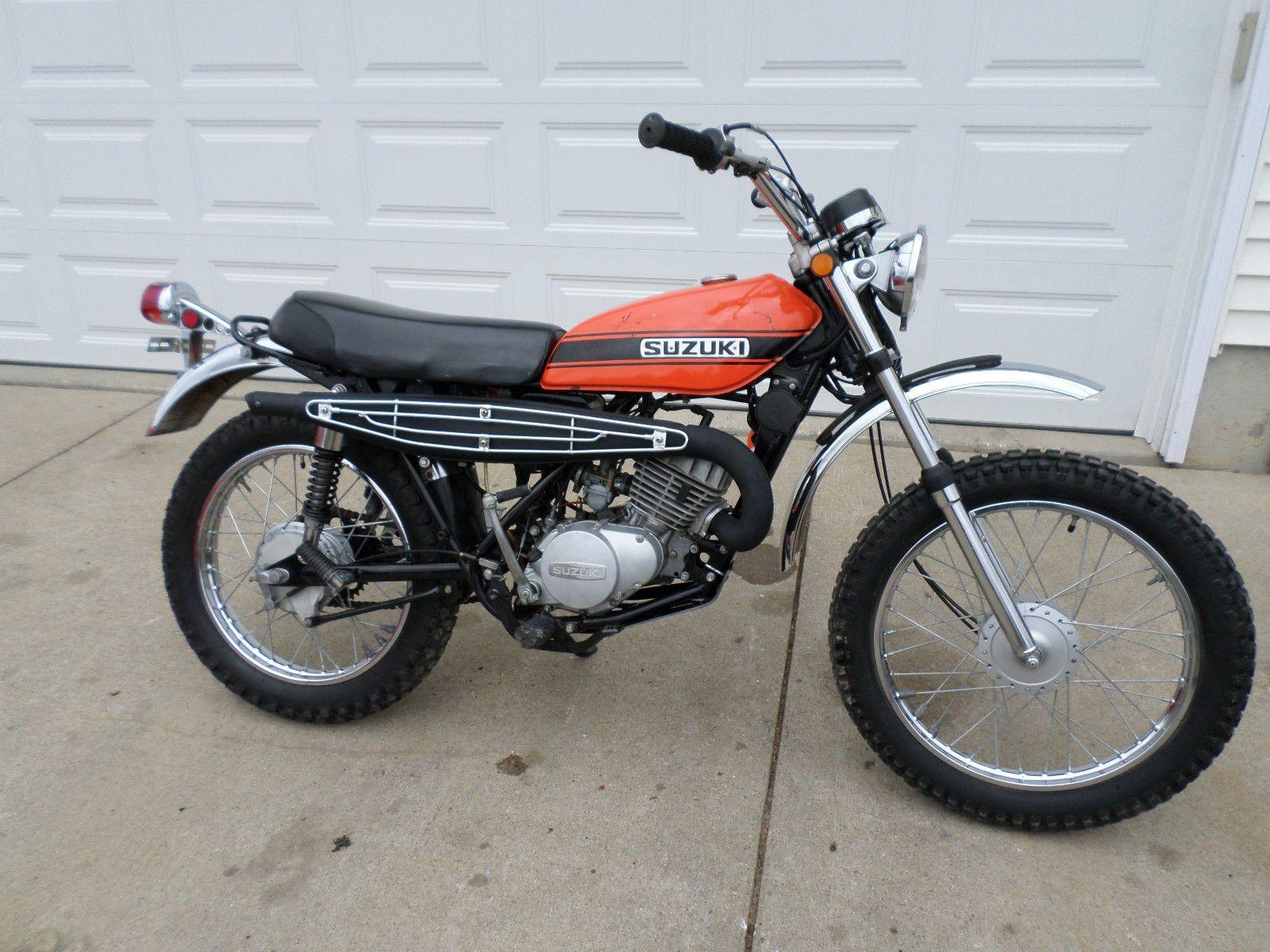 What Is A Suzuki Aerio Motorcycle