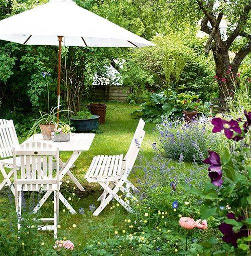 Lista de deseos noem decoraciones de jard n jardines for Jardineria al aire libre casa pendiente