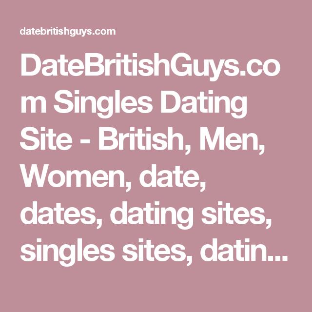 British singles dating site