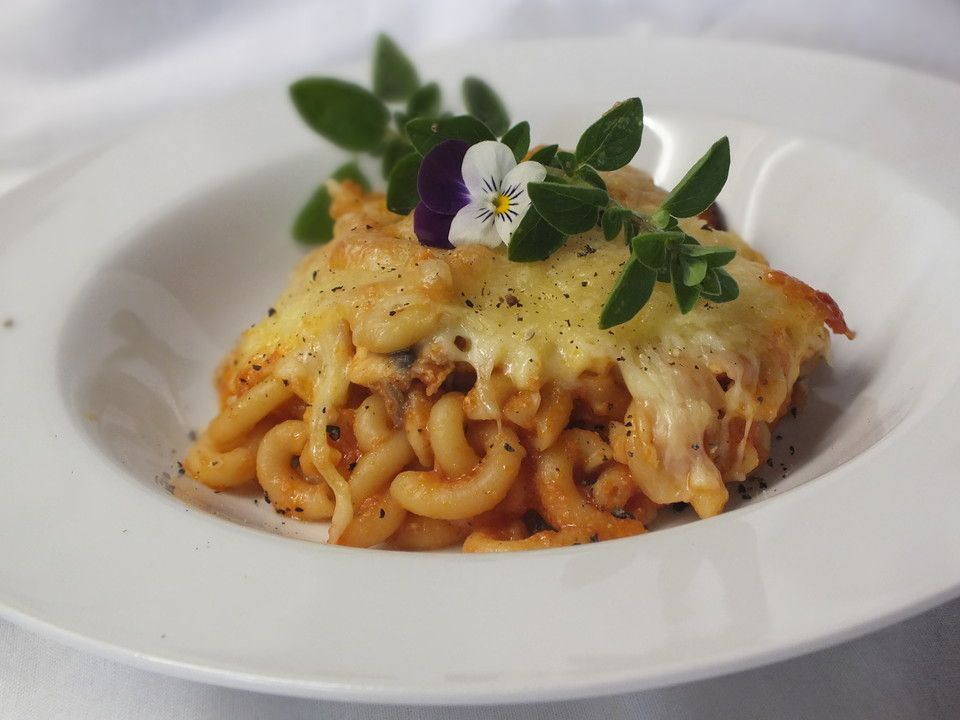 Photo of Gyros pasta bake by wiesel01 | chef