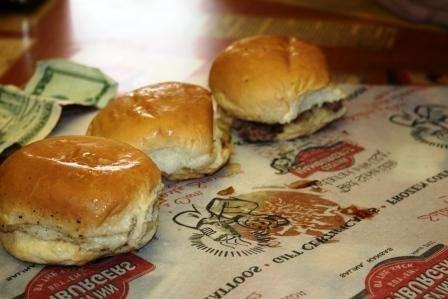 36/51 SLIDES © kansassampler.org #16. KANSAS: SALINA Population: 47,726 Fast food restaurants per 10k people: 5.87 Notable restaurant: The Cozy Inn kansassampler.org