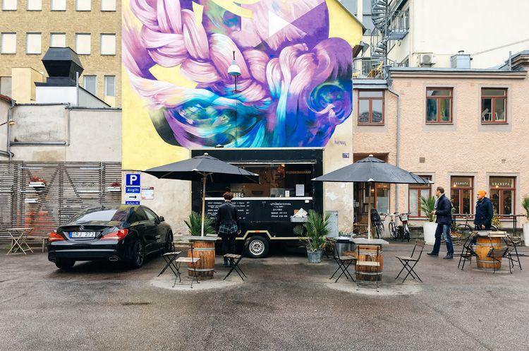 food truck magasinsgatan