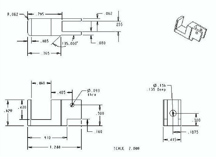 Auto sear dimensions pictures to pin on pinterest for Arkansas blueprint