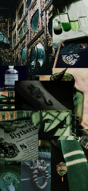 Wallpaper Slytherin En 2020 Fond D Ecran Telephone Serpendard Fond Ecran Harry Potter
