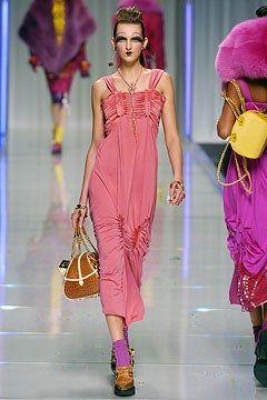 Christian Dior Fall 2004 Ready-to-Wear Fashion Show - Elena R.
