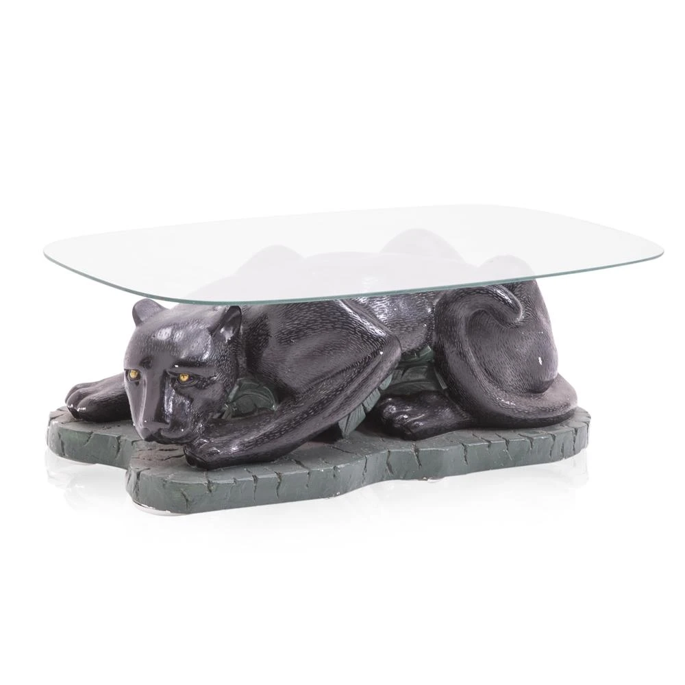 Black Panther Coffee Table In 2020 Black Panther Panther