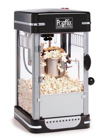 Pop Flix Popflix Cinema Style Kettle Popcorn Popper Red In 2019
