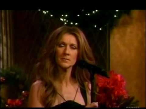 Celine Dion The Christmas Song Christmas Music Videos Celine Dion Celine Dion Music