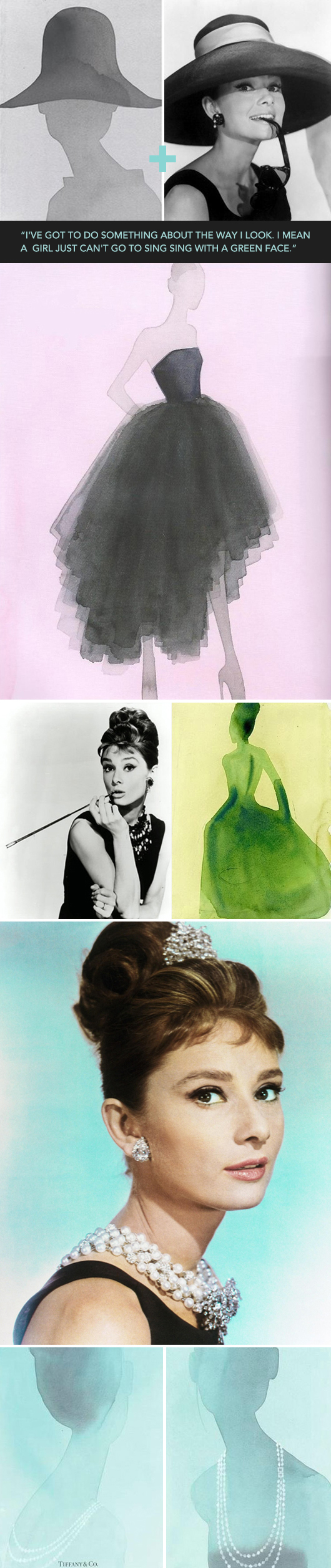 holly golightly - real art for a fictitious world on @sfgirlbybay / victoria smith / victoria smith  (art by mats gustafson)