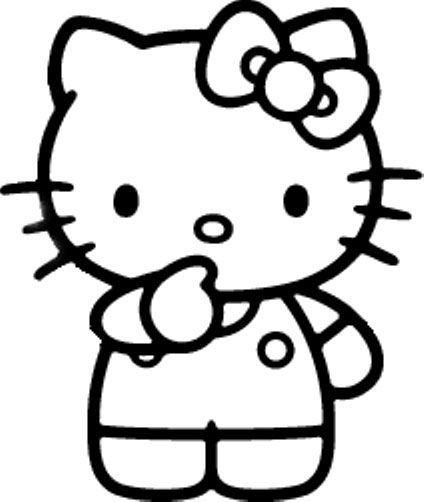 Moldes de Hello Kitty para imprimir - Imagui | Hello Kitty ...