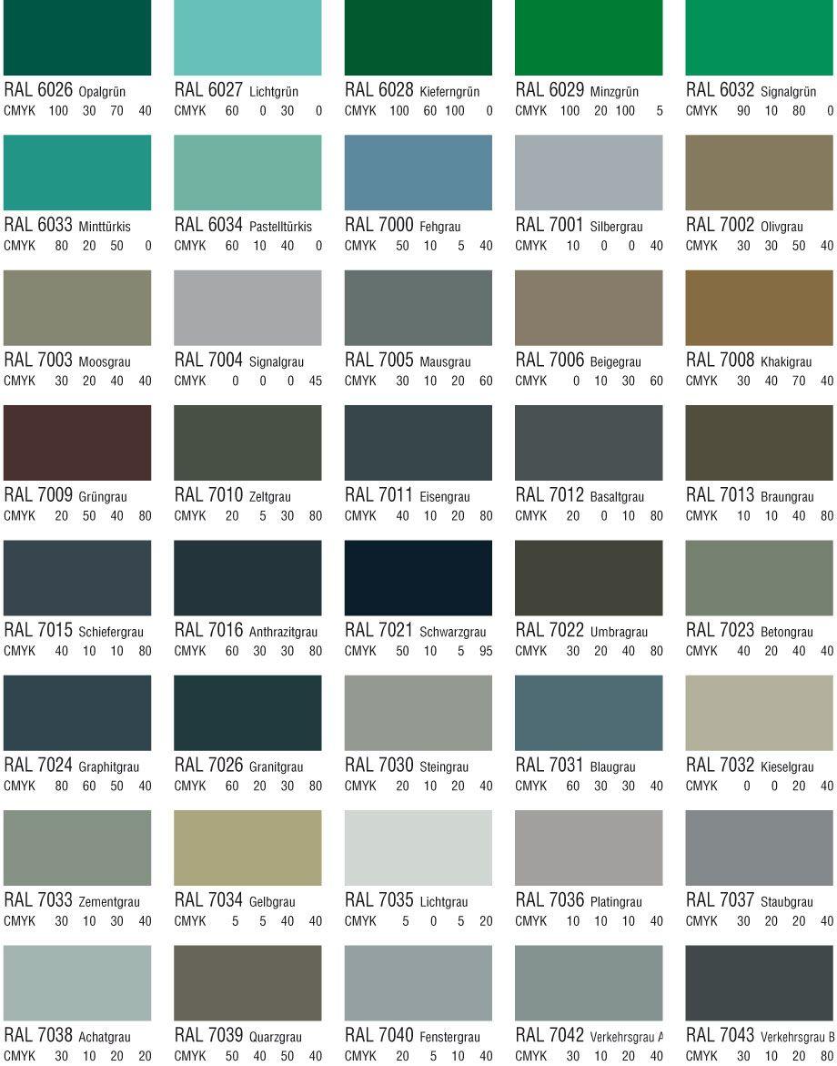 ral farbtabelle 920 1171 colours pinterest. Black Bedroom Furniture Sets. Home Design Ideas