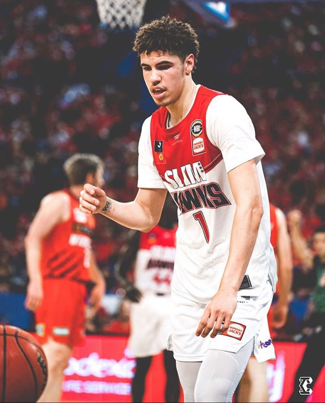 Lamelo Ball Mb1 On Instagram 8 Months Till This Man Gets Drafted Is In The League Follow Melotoowavy For More C In 2020 Lamelo Ball Basketball Players Ball