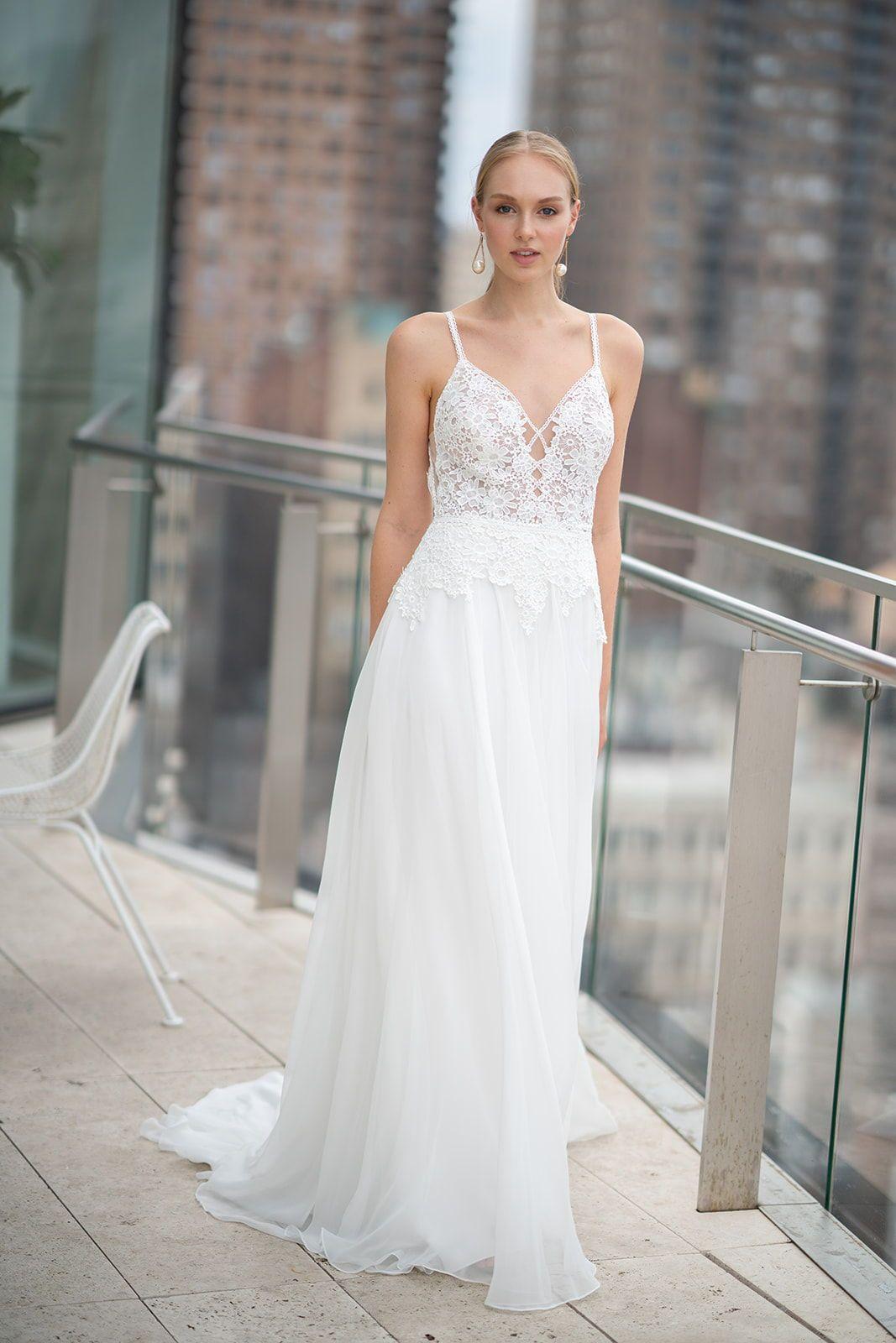 Feminine Wedding Dresses