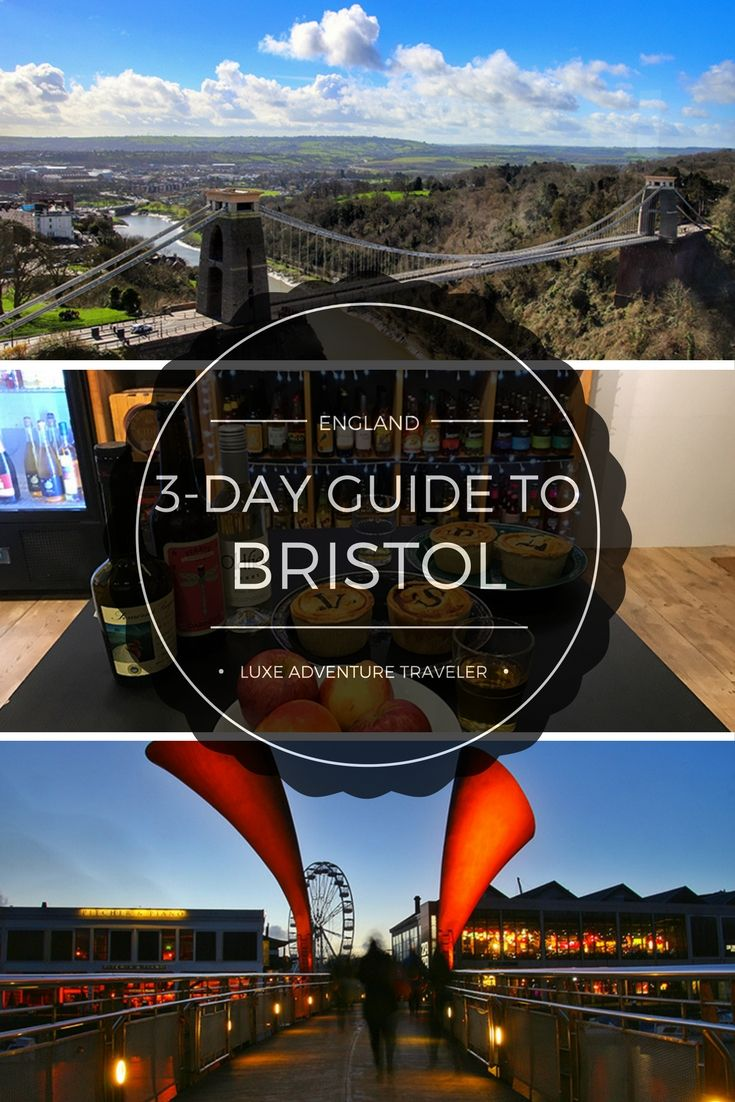 the perfect 3-day weekend in bristol | uk | pinterest | travel