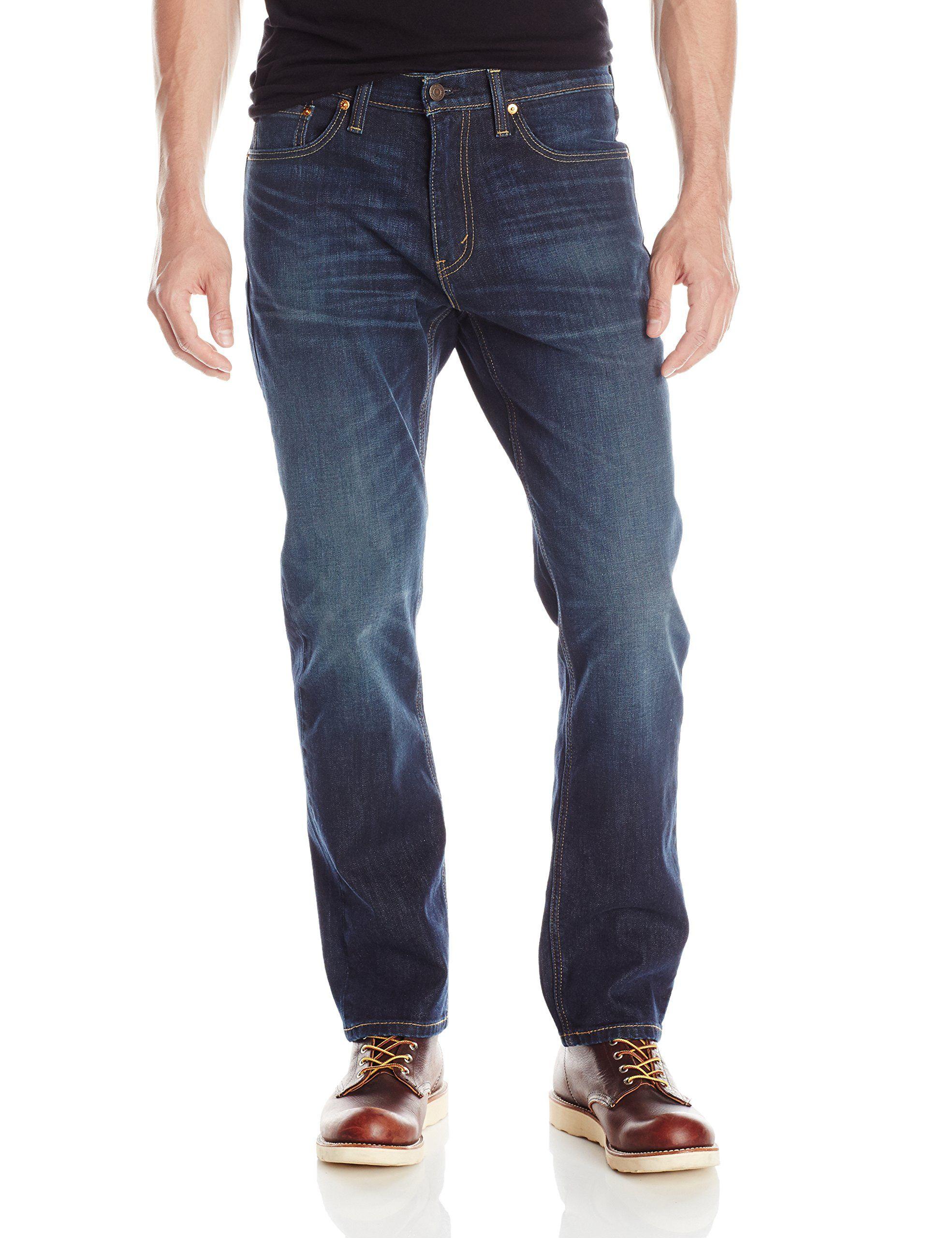 aff22c4293e Amazon.com: Levi's Men's 541 Athletic Fit Jean, The Rich, 34x36: Clothing