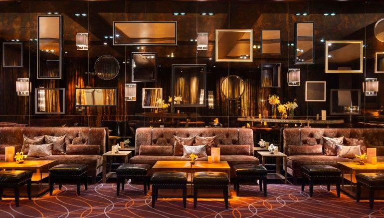 Lily Bar  Lounge at the Bellagio  The 5 Most Romantic