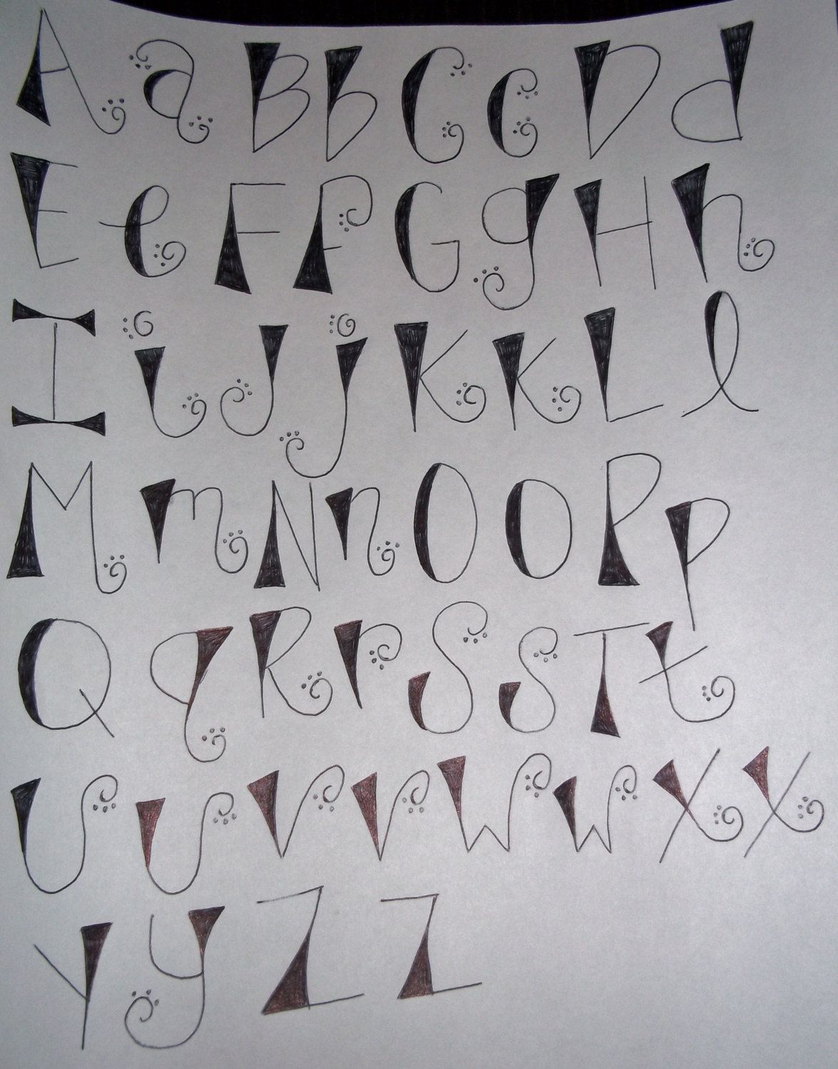 Hand-written Font Custom Signs Simplysweetsigns Hand Lettering .drawing