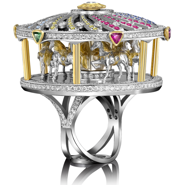 Ring At Sybarite Jewellery