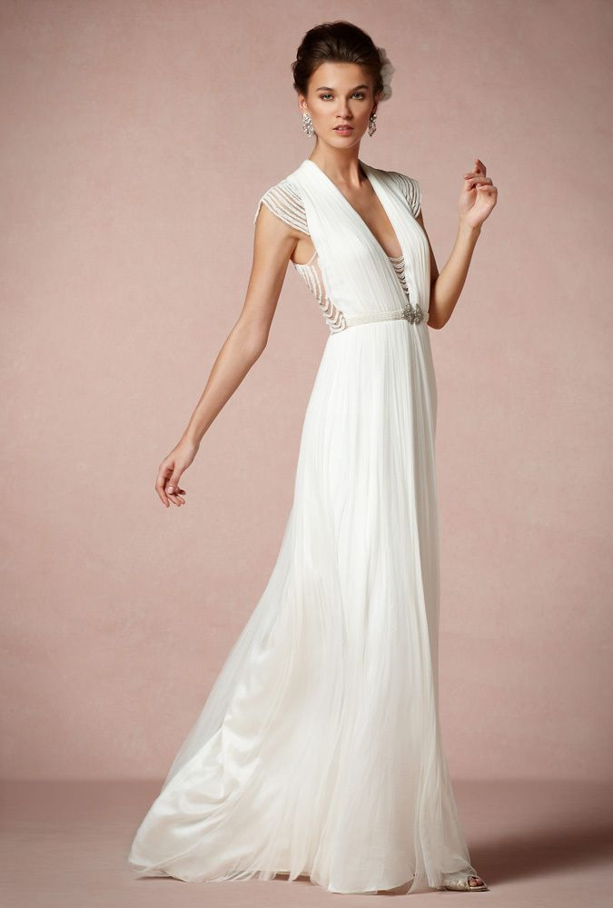 20 Gorgeous \'Gatsby\'-Inspired Wedding Gowns | Boda, Casamiento y Novios