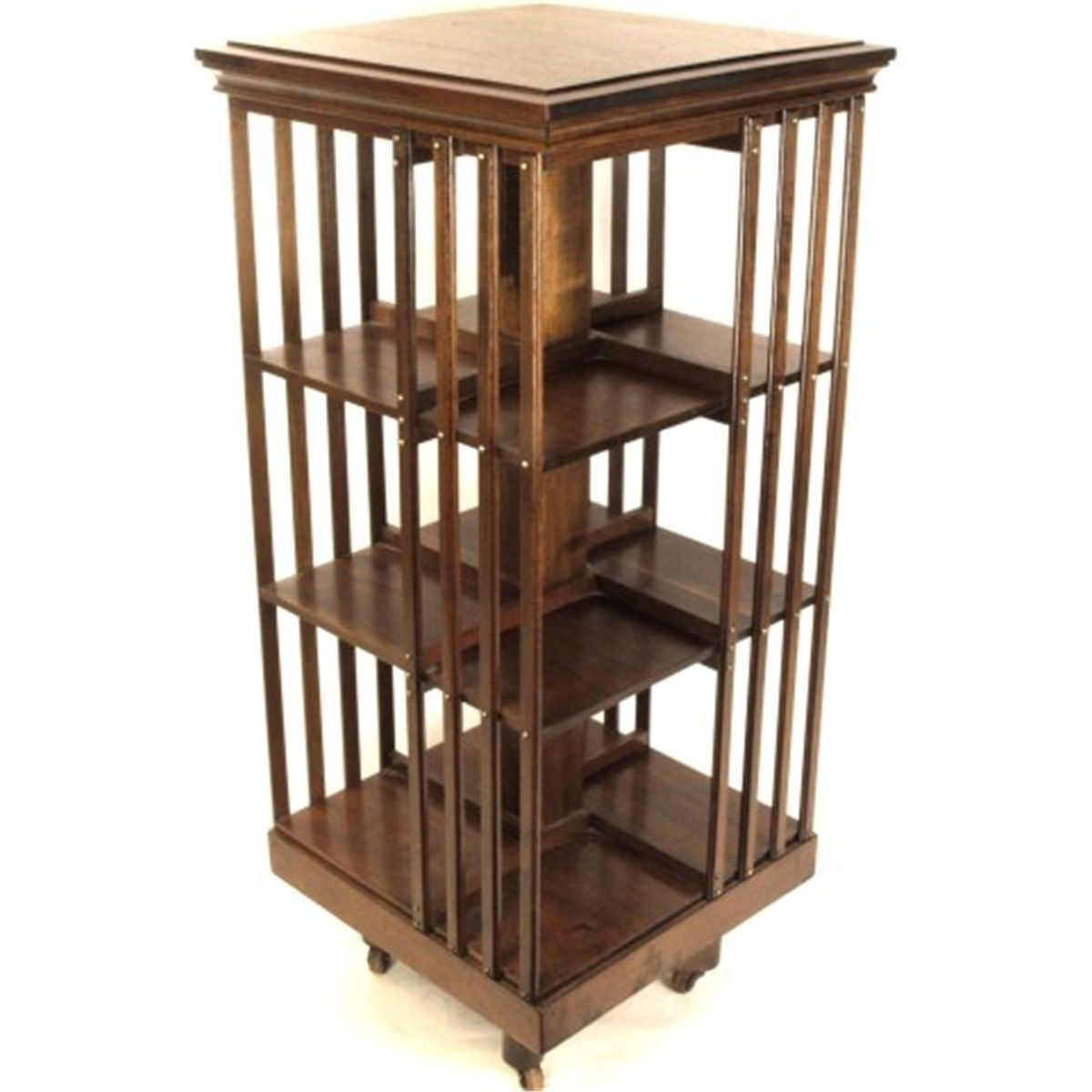 100 Antique Revolving Bookcase For Modern European Furniture Check More At