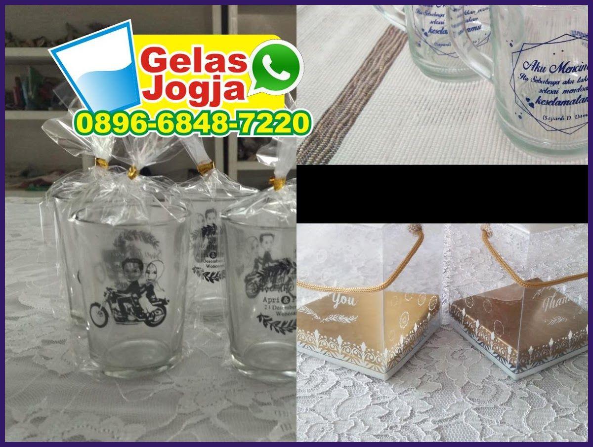 Souvenir gelas indonesia jual tutup gelas unik. Pabrik