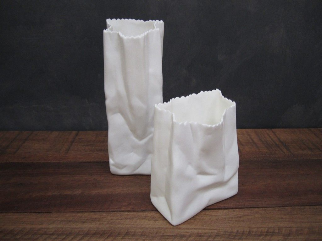 Ceramic paper bag containers via have you met ms jones reviewsmspy