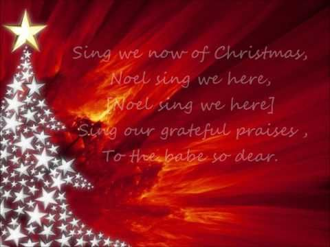 carol of the bells acapella by barlow girl lyrics my favorite christmas song