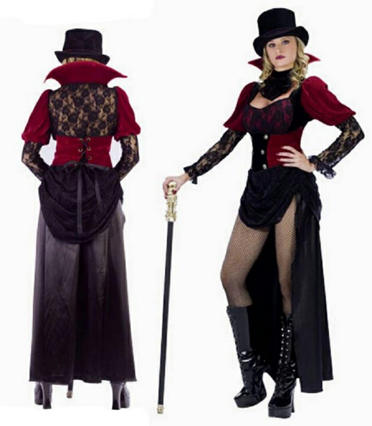 Female Vampire Makeup Valentine One Vampire Costumes