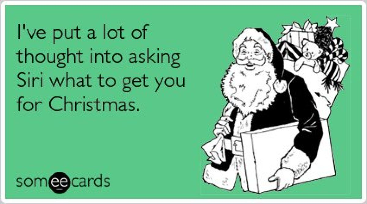 The Funniest Someecards For Christmas 2011 | Funnies | Pinterest ...