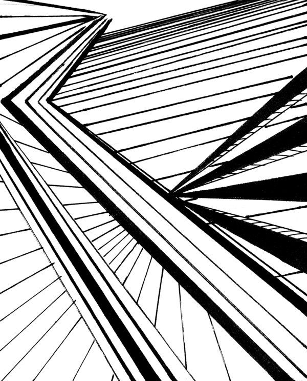 One Line Design : Diagonal line design by ryazan on deviantart
