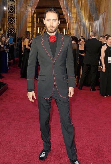 Jared at The Oscars