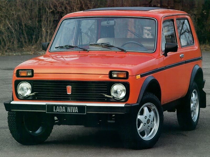 Lada niva deauville soviet and russian cars pinterest cars 4x4 and dream cars - Garage mercedes deauville ...