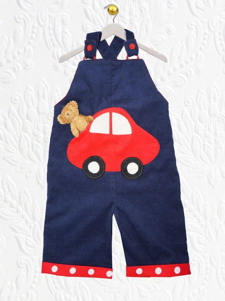 CHARLIE - Boys Romper Sewing Pattern - 2 pocket options | baby ...