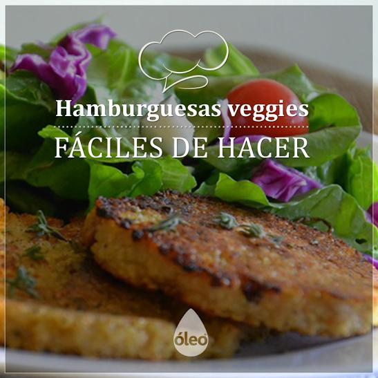 Te mostramos una nueva y original versión para hacerte tus propias hamburguesas de quinoa. Ingredientes sanos y fáciles de preparar. ¡Tomá nota y a cocinar! http://dixit.guiaoleo.com.ar/hamburguesas-veggies-faciles-de-hacer/ #Veggies #GuiaOleo