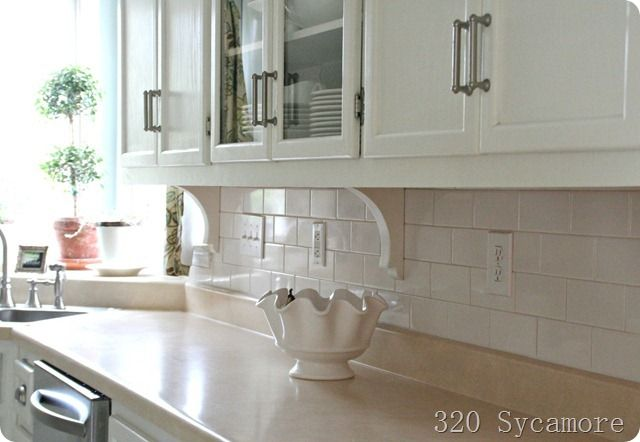 Lovely 320 Sycamore how to install diy subway tile backsplash Next Project Top Search - New Diy Tile Backsplash New