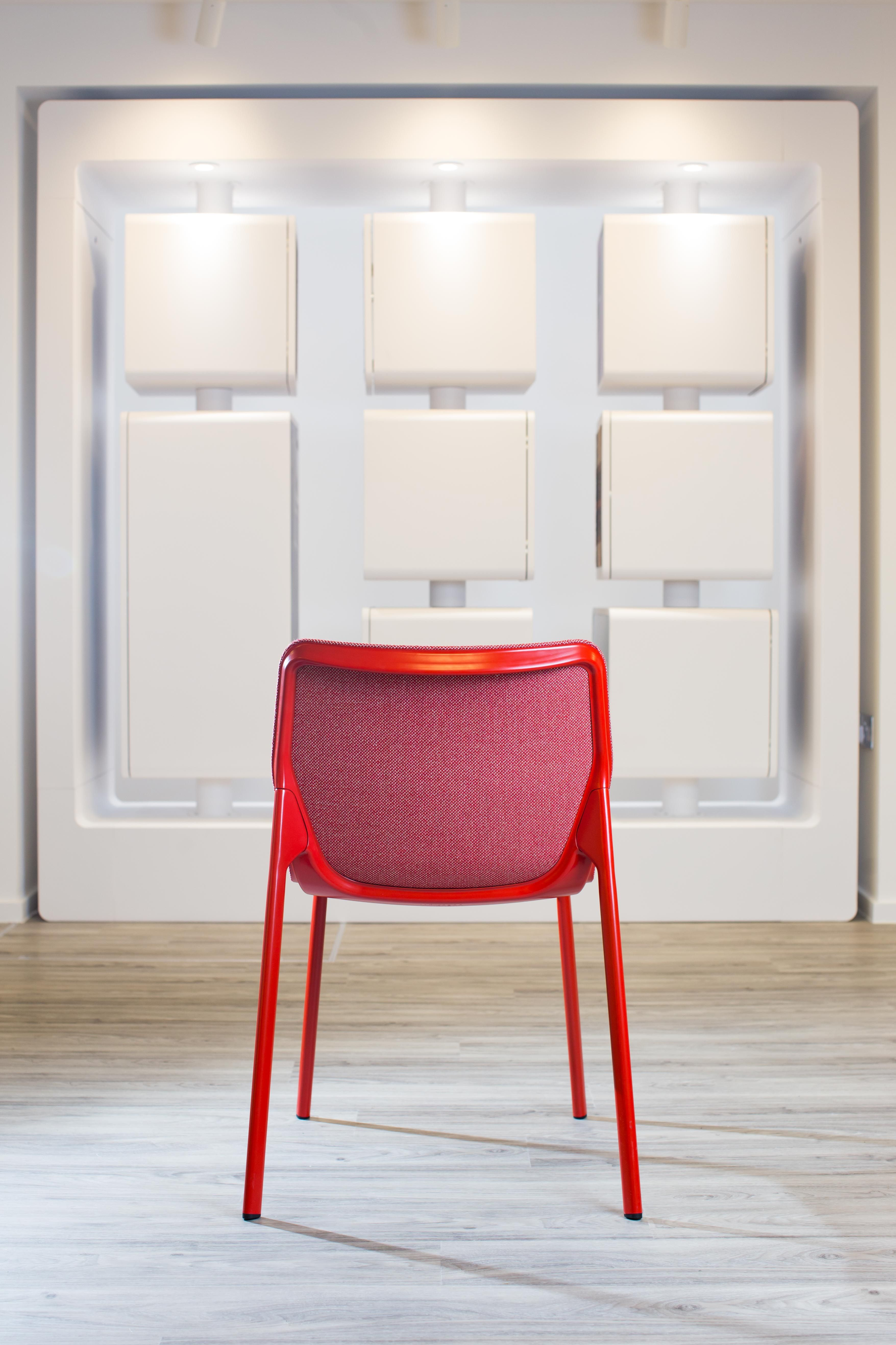 appealing 60s furniture design | CHASSIS multipurpose chair | Design: Stefan Diez ...