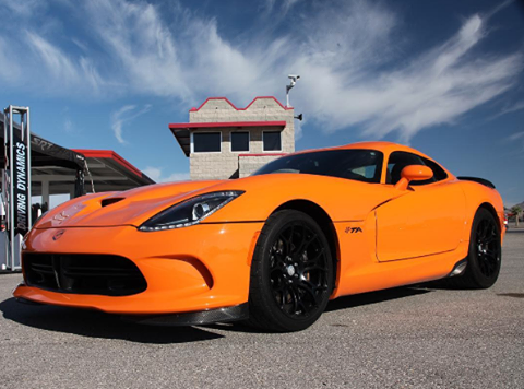 We Call This One Pumpkin Spice But Don T You Dare Call It Basic Dodge Viper Dodge Chrysler Jeep
