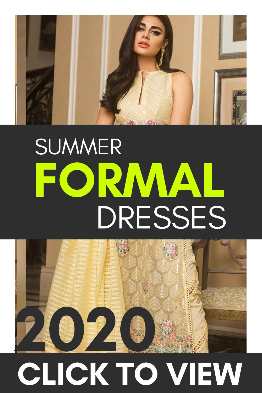 Summer Outfits Summer Formal Dresses 2020 Summer Formal Dresses Designer Summer Dresses Eid Dresses For Girl [ 1500 x 1000 Pixel ]
