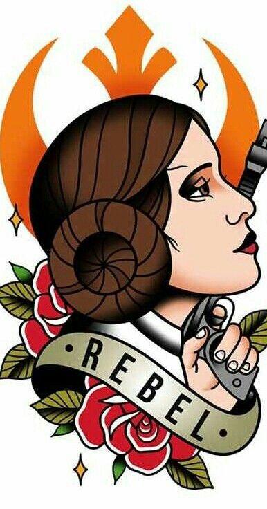 PRINCESS LEIA | Star wars art, Star wars tattoo, Star wars ... How Old Is Princess Leia In Star Wars Rebels