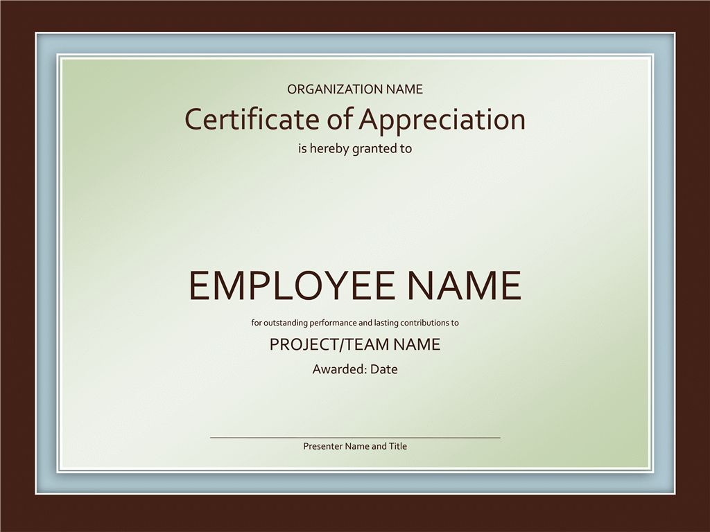 Samples Certificates Of Appreciation Intended For Template For Cer Certificate Of Appreciation Employee Awards Certificates Certificate Of Recognition Template