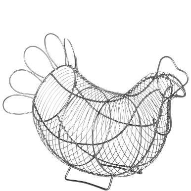 FARM HOUSE Chicken egg basket - Practical Solutions