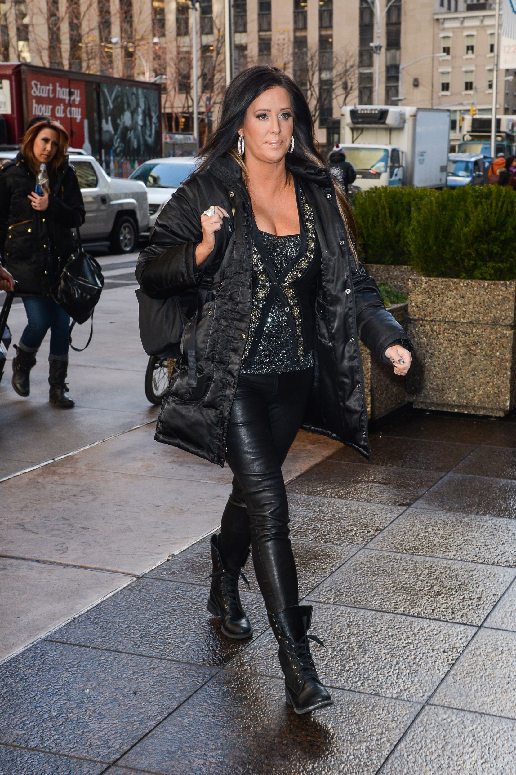 Patti Stanger Body