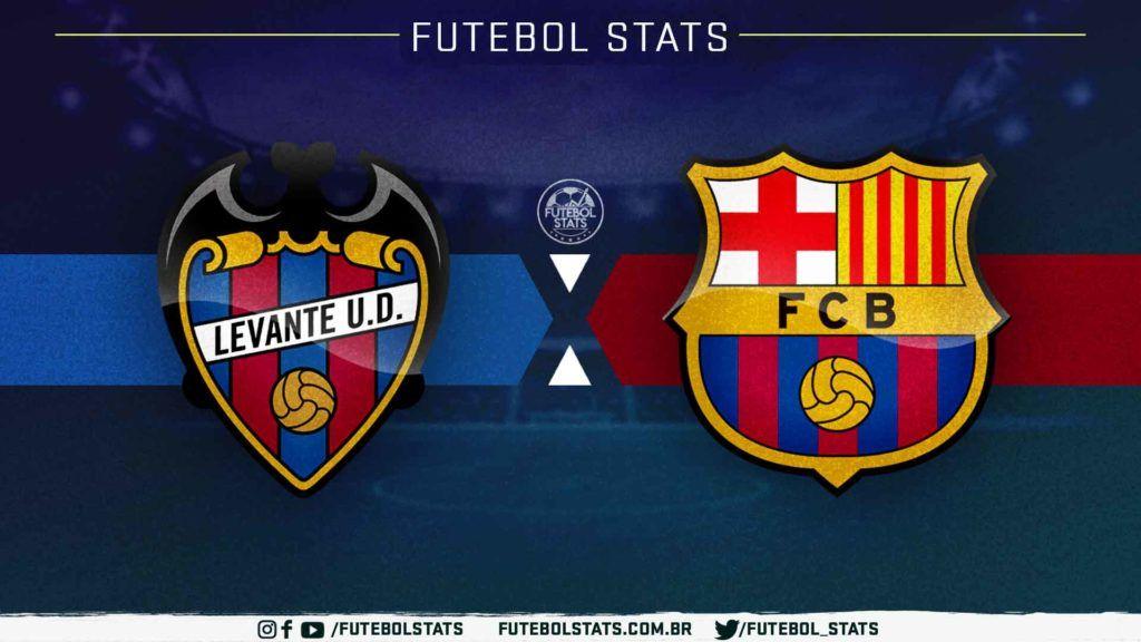 3dfc5abb36 Levante x Barcelona AO VIVO em tempo real